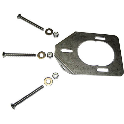 Lee's Stainless Steel Backing Plate f/Heavy Rod Holders [RH5930]
