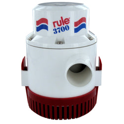 Rule 3700 Non-Automatic Bilge Pump - 24v [16A]