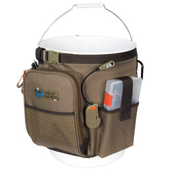 Wild River RIGGER 5 Gallon Bucket Organizer w/Light, Plier Holder & Retractable Lanyard [WL3506]