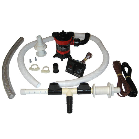 Johnson Pump In-Well Aerator Kit [34024]