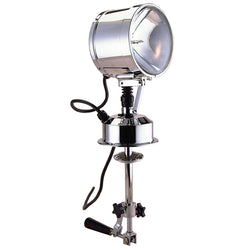 "Perko 7"" Searchlight - 12V - Chrome [0314C0712V]"