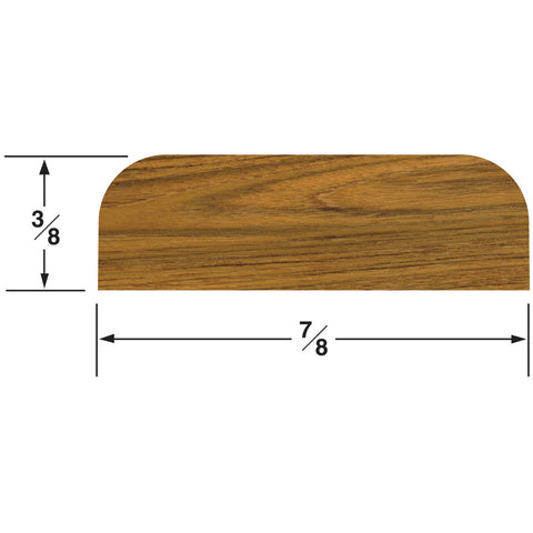 "Whitecap Teak Batten - 7/8""W [60860]"