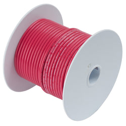 Ancor Red 2-0 AWG Tinned Copper Battery Cable - 50' [117505]