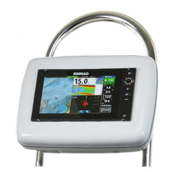 "NavPod GP2050-13 SailPod Pre-Cut f/Simrad NSS9 evo2 or B&G Zeus 9 f/12"" Wide Guard [GP2050-13]"