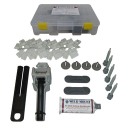 Weld Mount Adhesively Bonded Fastener Kit w-AT 8040 Adhesive [65100]