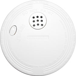 Xintex SS-775 Smoke Detector & Fire Alarm - 9V Battery Powered [SS-775]
