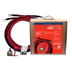 Samlex 300A Inverter Installation Kit f-2500W Inverter [DC-2500-KIT]