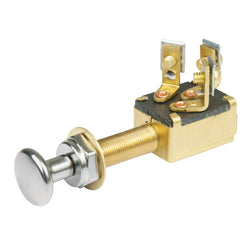 BEP 2-Position SPST Push-Pull Switch - OFF/ON [1001302]