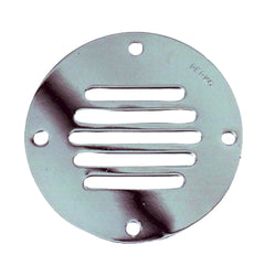 "Perko Chrome Plated Brass Round Locker Ventilator - 3-1/4"" [0330DP2CHR]"