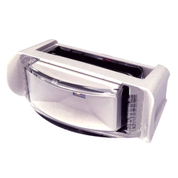 Lumitec Contour Series Inset Navigation Light - Stern White [101576]