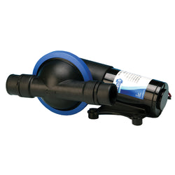 Jabsco Filterless Waste Pump w-Single Diaphragm - 24V [50890-1100]