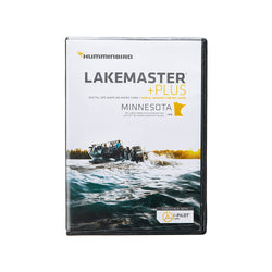 Humminbird LakeMaster PLUS Minnesota V4 w/Lake of the Woods  Rainy River [600021-10]