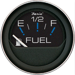 "Faria Coral 2"" Fuel Level Gauge (E-1/2-F) [13001]"