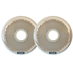 "FUSION MS-FR6GBG - 6"" Grill Covers - Beige f-FR-Series Speakers [010-01648-00]"