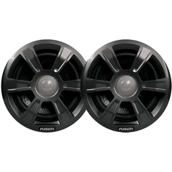FUSION MS-FR7GSP Grill Covers - Grey Spoke Sport Style f-FR-Series Speakers [010-01744-00]