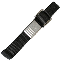 "T-H Marine 42"" Battery Strap w-Stainless Steel Buckle [BS-1-42SS-DP]"