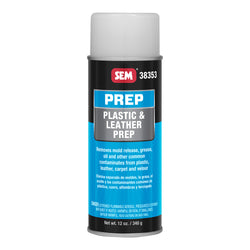 SEM Plastic  Leather Prep - 12oz [38353]