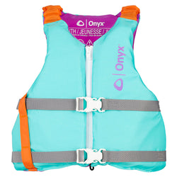 Onyx Youth Universal Paddle Vest - Aqua [121900-505-002-21]