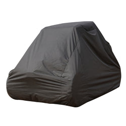 Carver Sun-Dura Low Profile Wide Sport UTV Cover - Black [3010S-02]