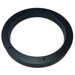 "Ocean Breeze Marine Speaker Spacer for JL Audio M Series 6.5"" Speaker - 0.50"" - Black [JL-655-50-BLK]"