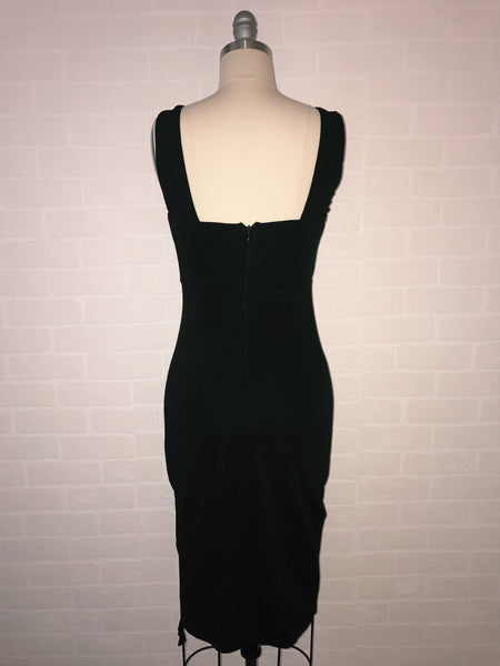 After Midnight Dress Black