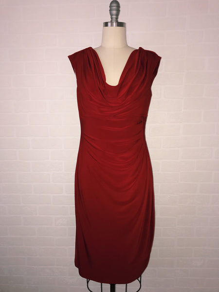 L'Amour Dress Red