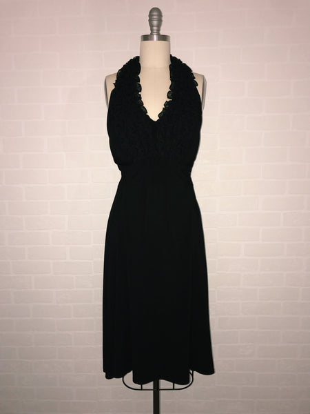 Sensational Dress Black