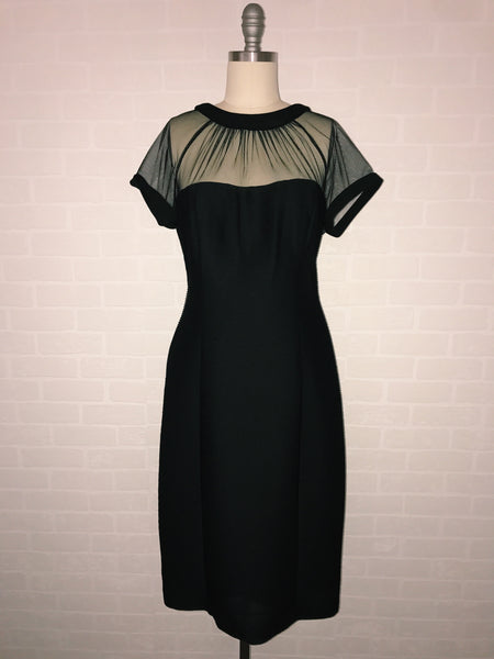 Want To Know Dress Black