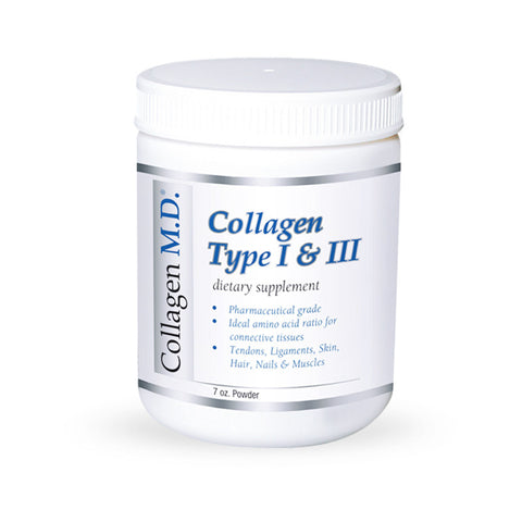 Collagen Type I & III Powder