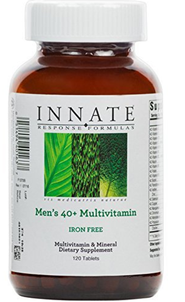 Men's 40+ Multivitamin