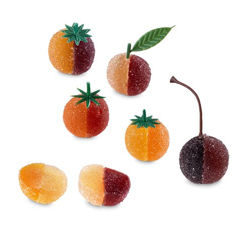 PÂTES DE FRUITS 50 g