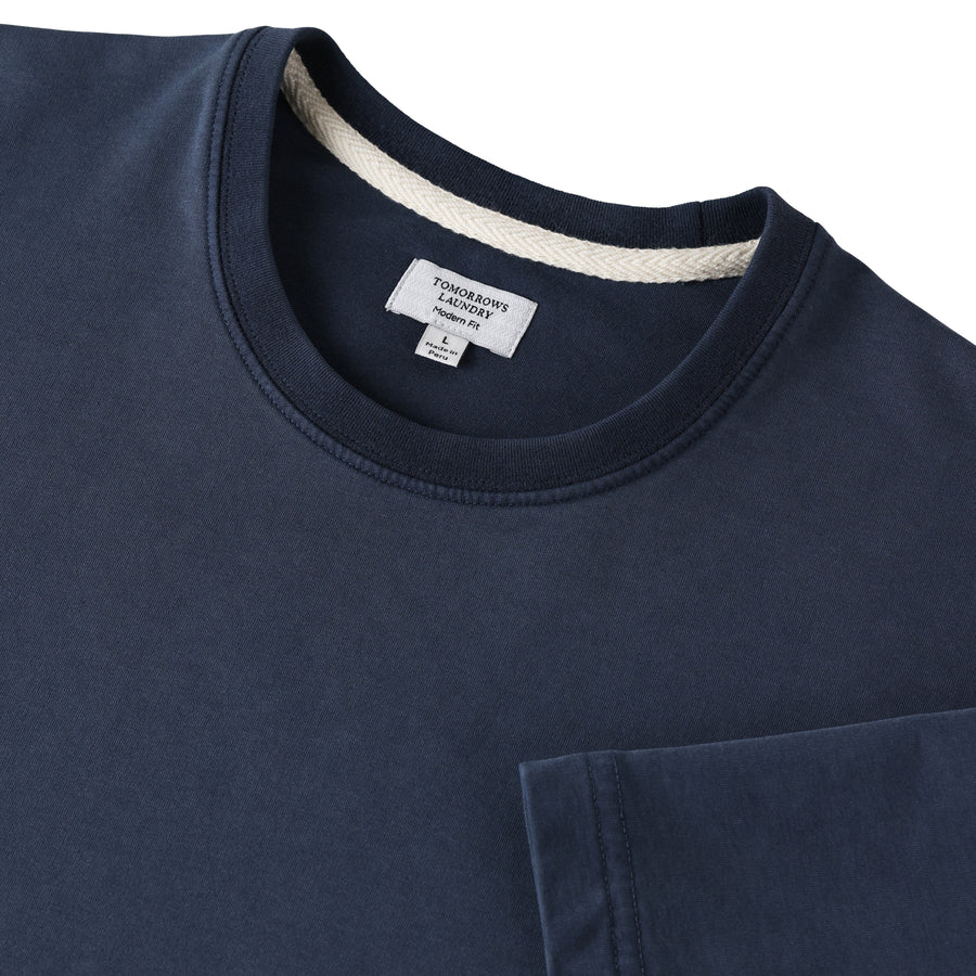Modern Essential French Terry Tee