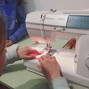 Sewing Handmade Toys! (ages 9-14) June 1st-29th (5 sessions) 10-11:30am