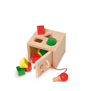 Lock-a-Bloc Shape Sorting Box