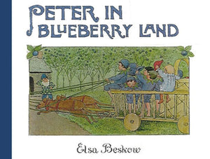 Peter in Blueberryland