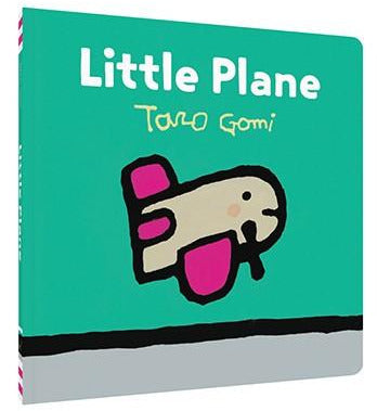 Little Plane by Taro Gomi (board book)