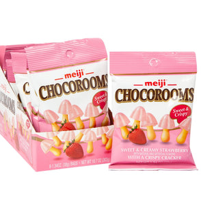 Strawberry Chocorooms