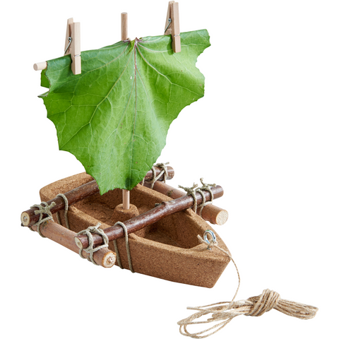 Terra Kids Cork Boat Kit