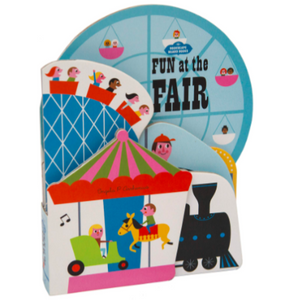 Fun at the Fair - Illustrations by Ingela P. Arrhenius