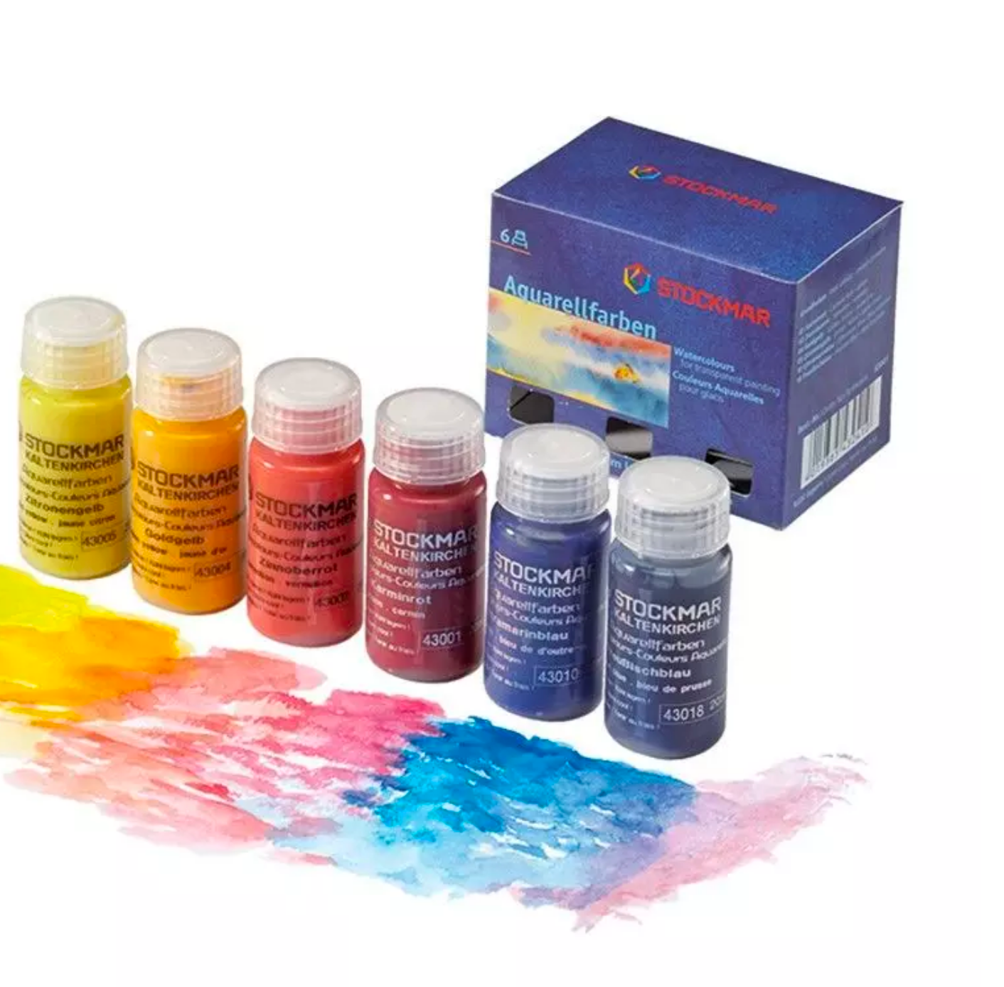 Stockmar Watercolor Paints
