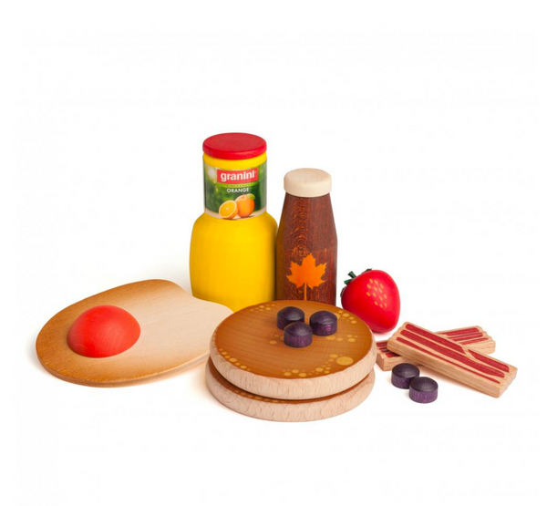 Erzi American Breakfast Set