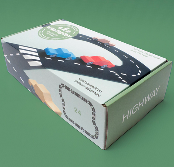 Waytoplay Highway Set