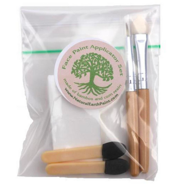 Eco Make-up Aplicator Set