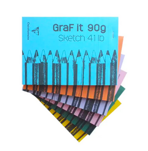 Graf-it Sketch Pads (two sizes)