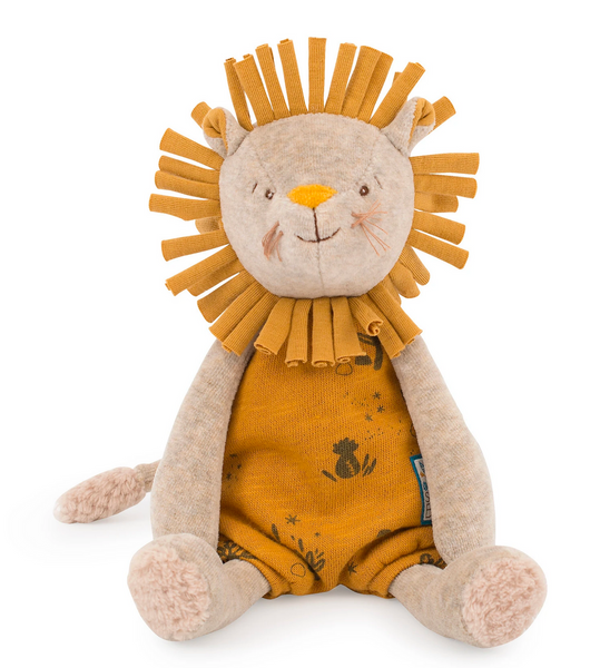 Mon Boabab Musical Lion by Moulin Roty