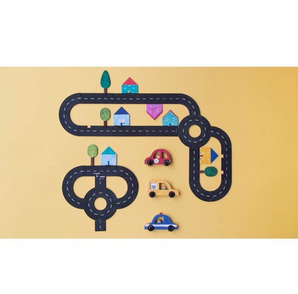 Roads Connecting Game by Londji