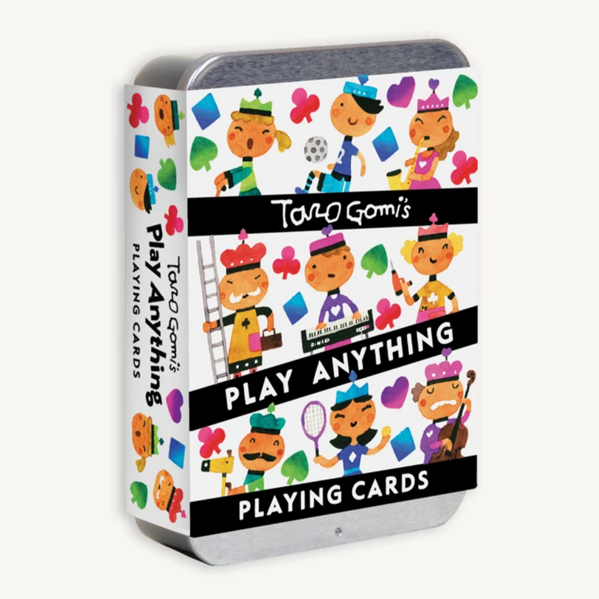Play Anything Playing Cards by Taro Gomi