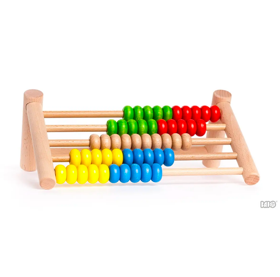 Wooden Abacus 50 by Bajo