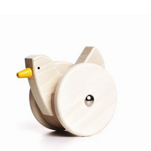 Wobbling Chicken Toy by Bajo