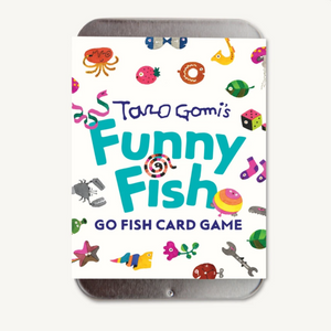 Funny Fish by Taro Gomi